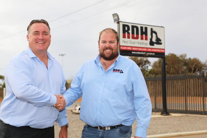 Red Dust Holdings Geraldton