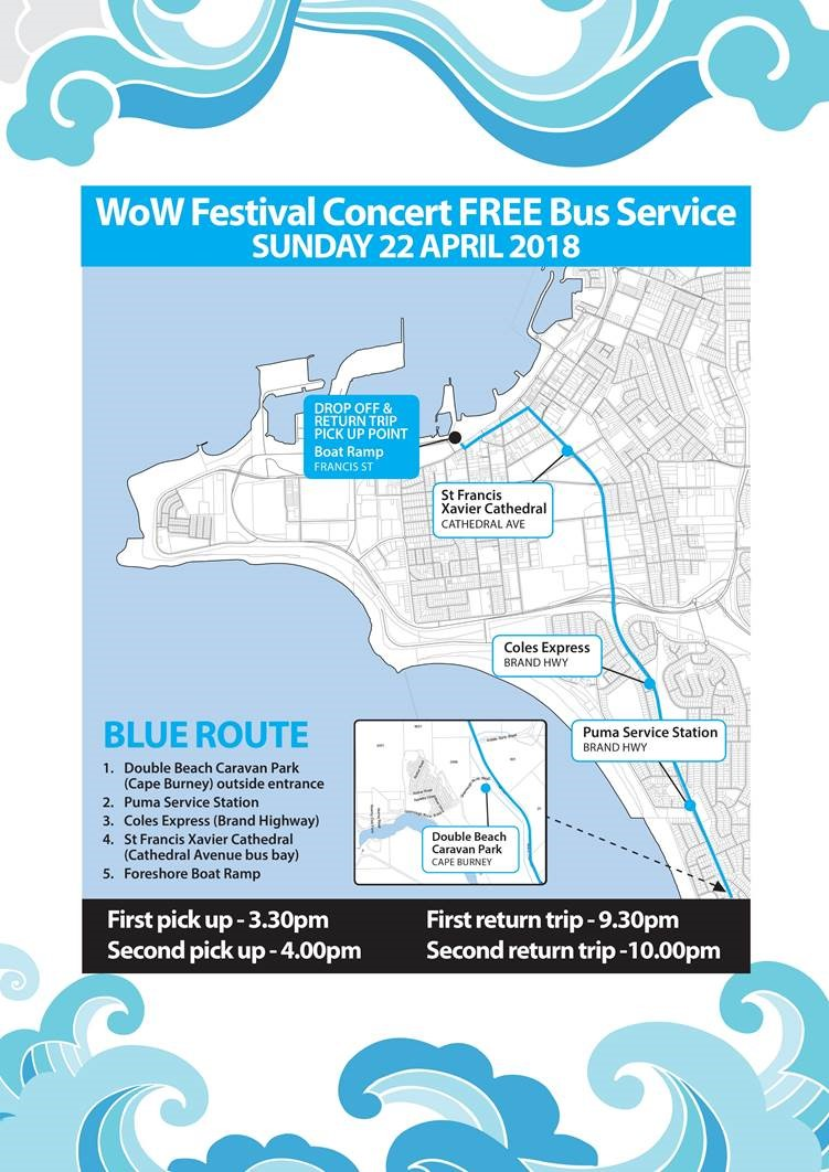 News Story - Free transport for WoW Fest Concert » Wind on